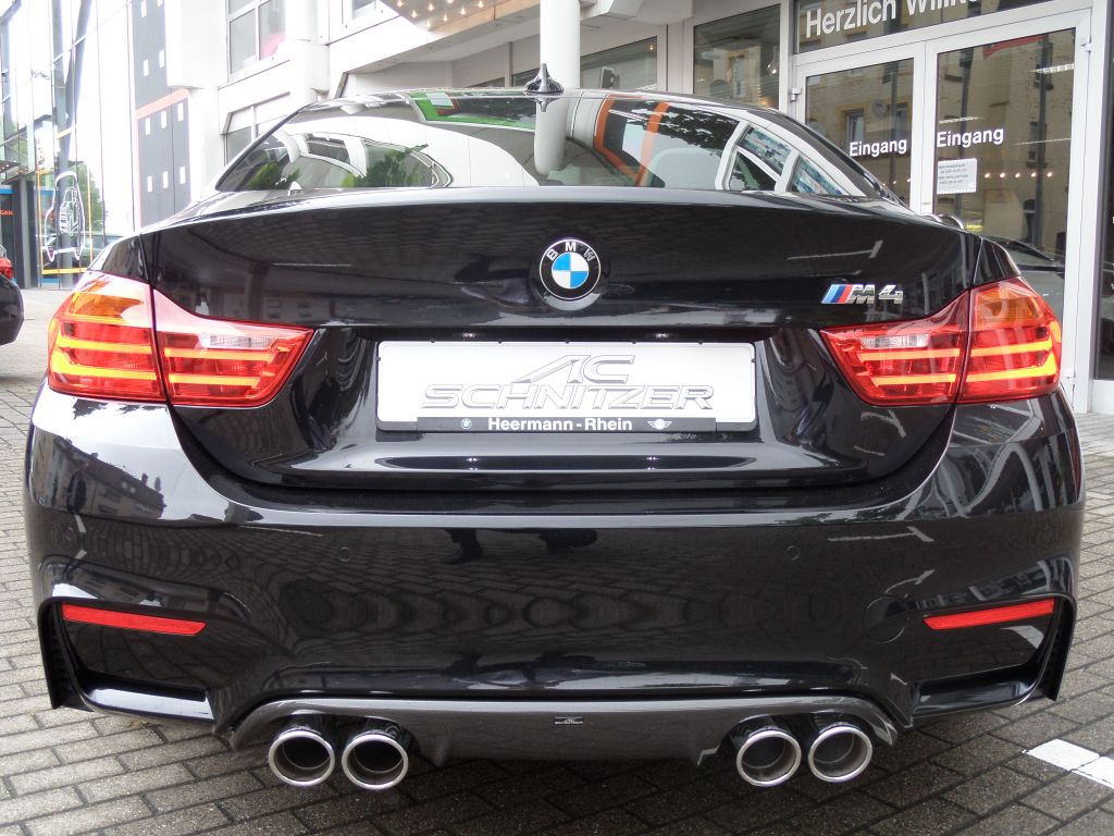 ac schnitzer quad sports exhaust for bmw m3 f80 from. Black Bedroom Furniture Sets. Home Design Ideas