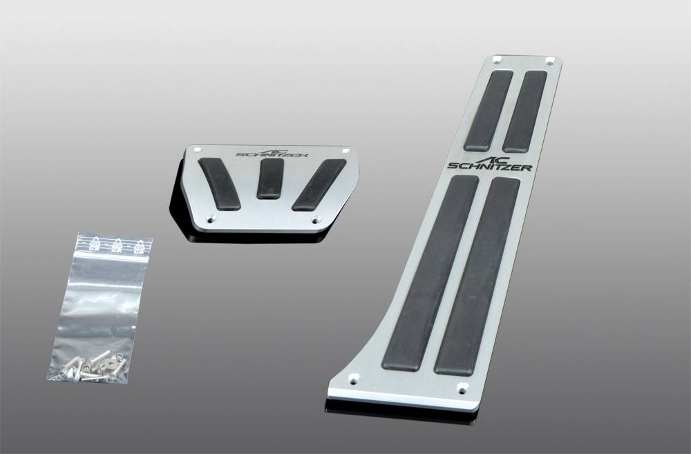 Alloy Pedal Set For Bmw 1 Series F20 F21 Auto