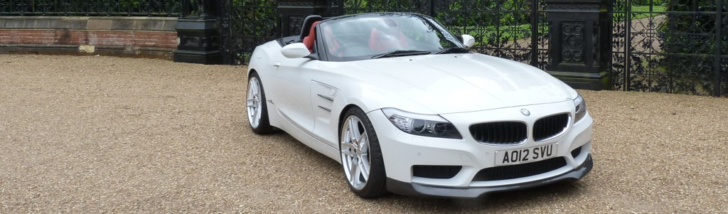 Performance Upgrades For Bmw Z4 E89 From